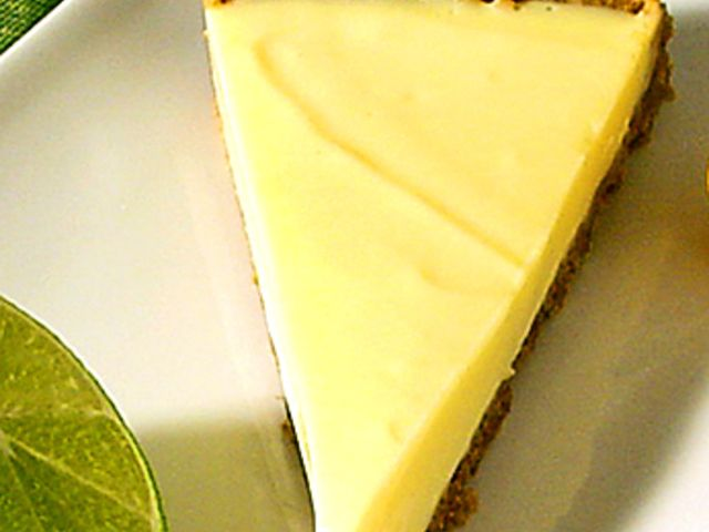 Key lime pie (kock recept.nu)
