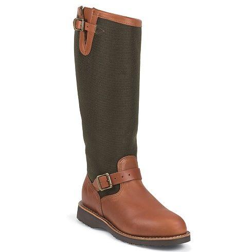 """Chippewa 15"""" Women's Snake Boot"""