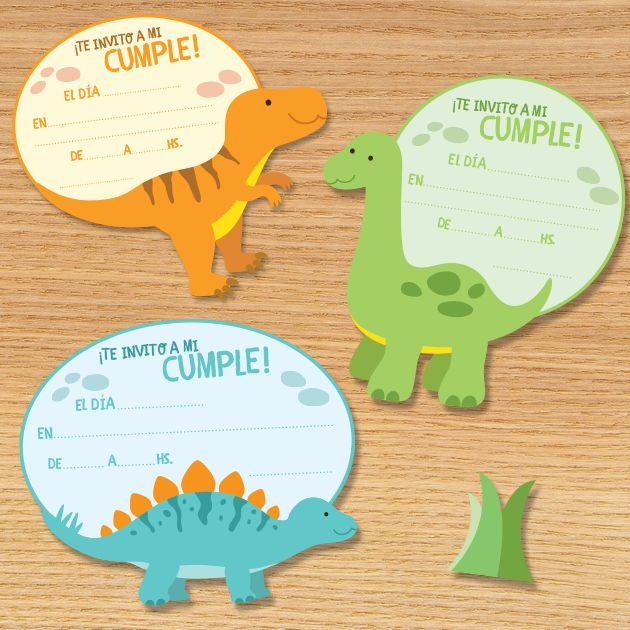 cumpleaños de dinosaurios ideas - Buscar con Google