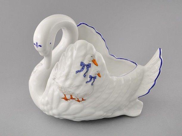 Лебедь конфетница 20118426-0807