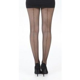 7,45€ Pamela Mann - Fishnet Tights With Diamante Seams
