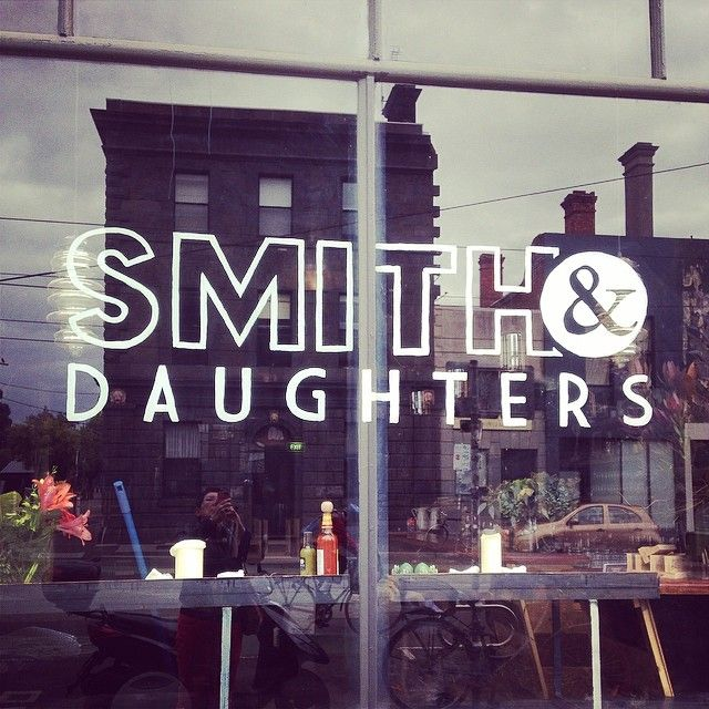 Smith & Daughters in Fitzroy, VIC