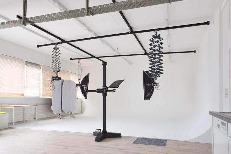 Fotostudio Einrichtung - People Art Studio • People Art Gallery