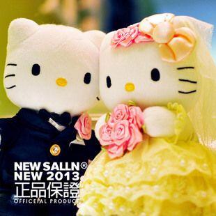 Image from http://i00.i.aliimg.com/wsphoto/v0/724673574/free-ship-Plush-toy-HELLO-KITTY-doll-Stuffed-Toys-lovers-cat-marriage-wedding-birthday-gift-1set.jpg.