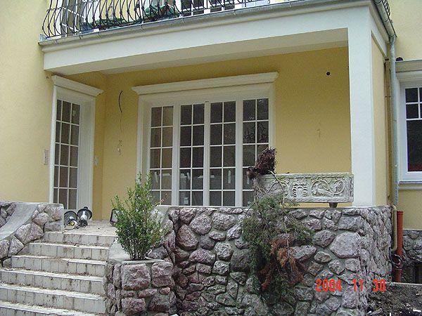 Holz Team Kft Sopron - faajtó, faablak, családi ház, nyílászáró