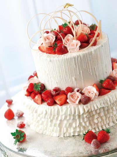ウェディングケーキ03