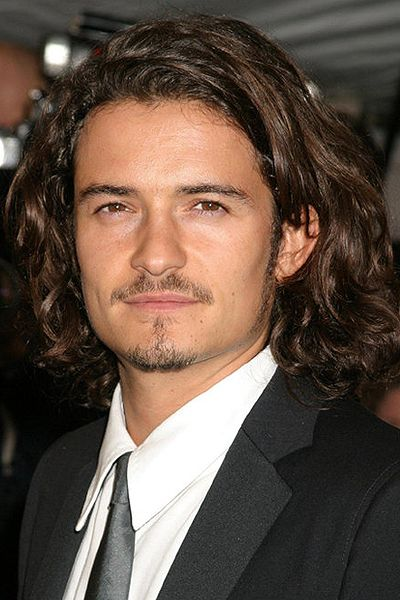 Orlando Bloom Long Hair My Favorite Men Pinterest