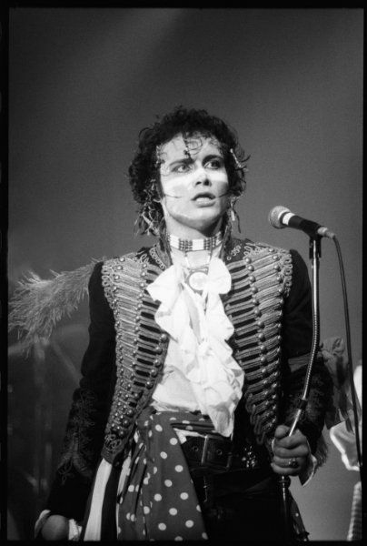 A young Adam Ant http://www.youtube.com/watch?feature=player_detailpage&v=ORjpoRLiR5s