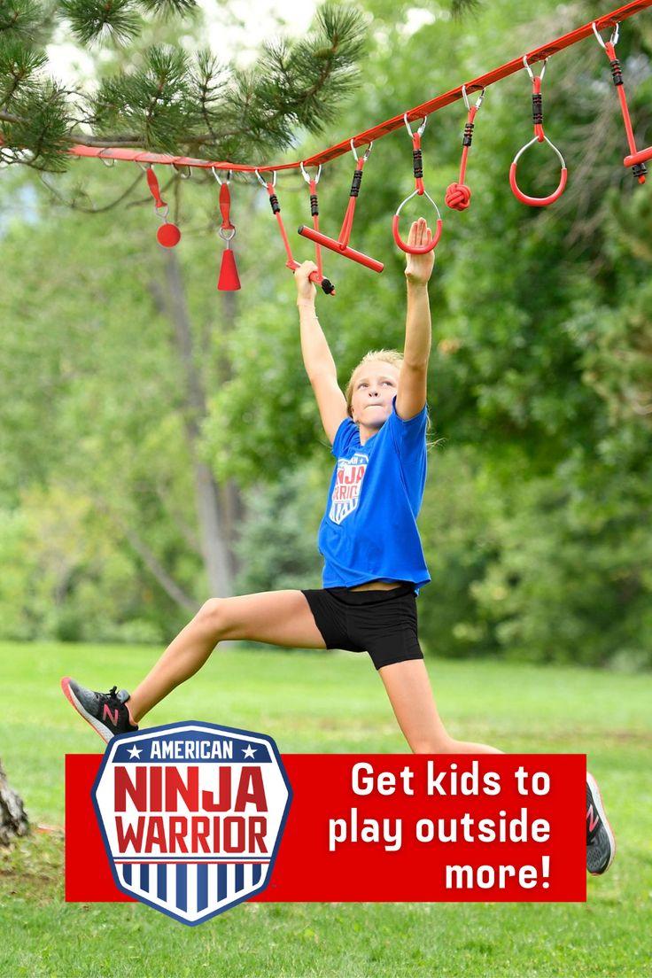 American ninja warrior 34 ninjaline in 2021 camping