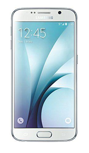 Samsung Galaxy S6 Smartphone débloqué 4G (32 Go - Ecran : 5,1 pouces - Simple SIM - Android 5.0 Lollipop) Blanc Samsung http://www.amazon.fr/dp/B00U8PJU0I/ref=cm_sw_r_pi_dp_zWB6vb0F286EK