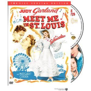 """Meet Me In St. Louis"" starring Judy Garland (1945): Film, Classic Movie, Judy Garlands, Louis 1944, Meeting, Christmas, St. Louis, Favorite Movie, Watches"