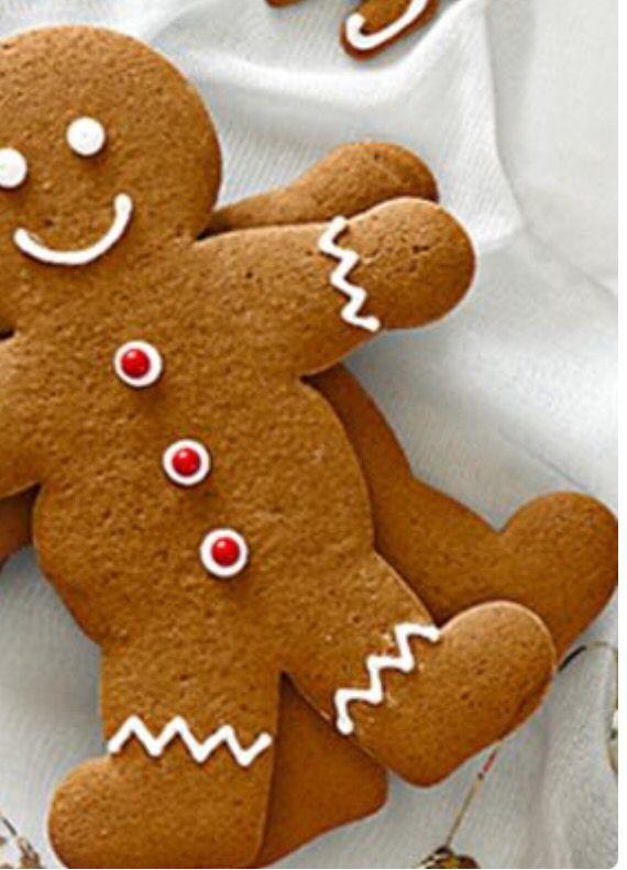 Y para regalitos kg de Ginger cookies yommmmmmmm Navidad 2015