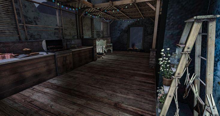 https://flic.kr/p/21jN9p6 | you make it feel like home... | Vimmershavn, Second Life maps.secondlife.com/secondlife/Binemust/93/141/903