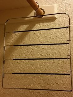 This pants hanger hack is so useful, you'll be surprised you didn't think of it sooner!