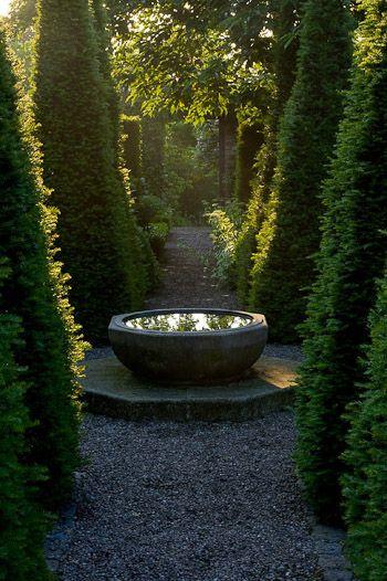 "Garden ""room"" Wollerton Hall, UK"