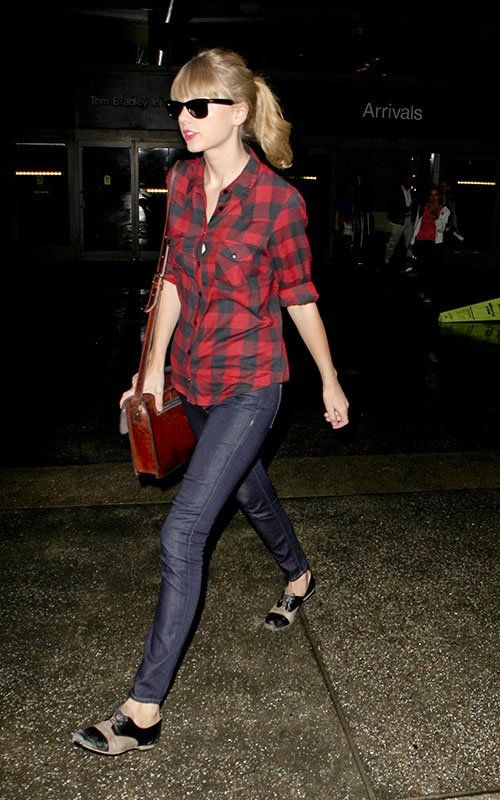 Taylor Swift - Perfect casual style