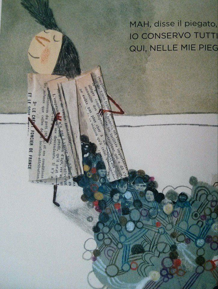 Beatrice Alemagna - I cinque Malfatti, Topipittori. #illustration
