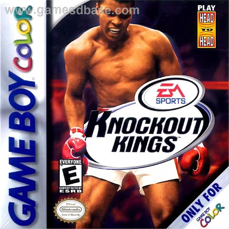 Knockout Kings Game Boy Color