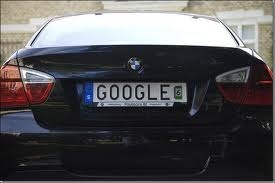 Everyone loves a good personalised number plate. What would yours be?