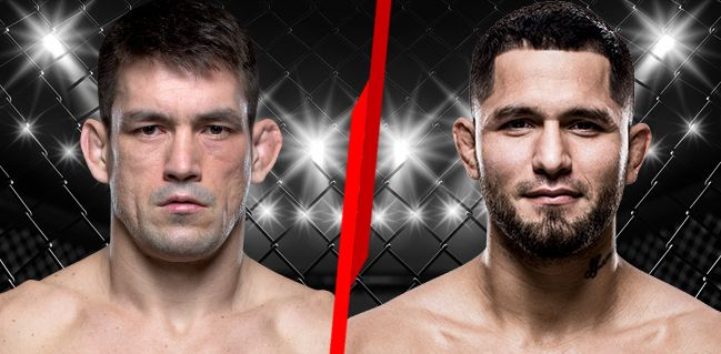Walka Demian Maia vs Jorge Masvidal planowana na galę UFC Fight Night 108     FIGHT24.PL - MMA i K-1, UFC