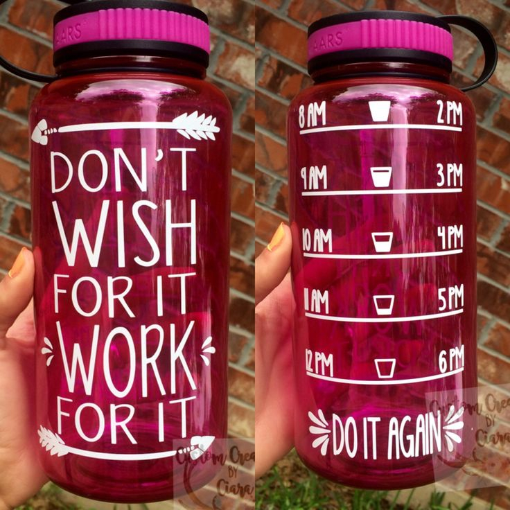 Summer is right around the corner and it's about to get HOT HOT HOT! No better way to keep up with your water intake than with one of these adorable 32 water bottles! Customize them any way you'd like!