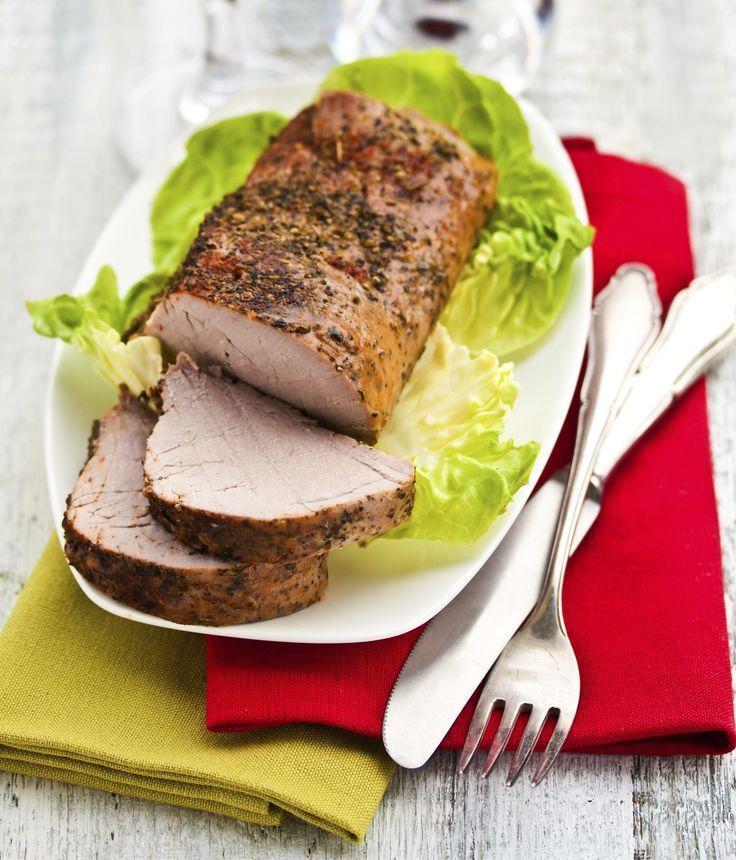 Lombinho de porco com estufado de legumes   SAPO Lifestyle