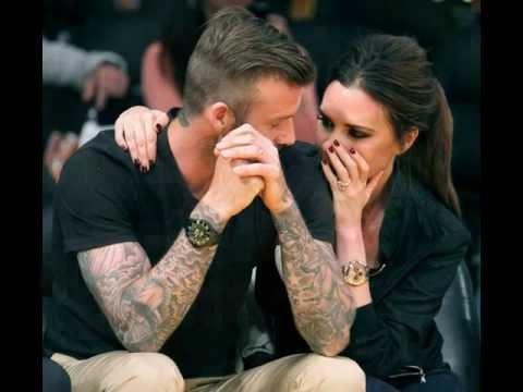 David Beckham Saç Modelleri