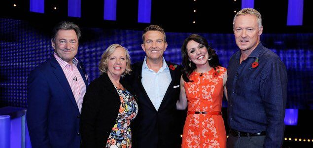 Laura Tobin (@Lauratobin1) on Twitter Watch @ITV4 now to see the final round of @ITVChase with me @DeborahMeaden Alan Titchmarsh & @rorybremner I won 50K will we win the jackpot?