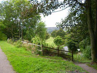 UK Walks - Bakewell to Monsal Head and Monsal Dale Viaduct