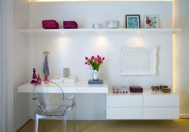 Branco é simples e incrível!