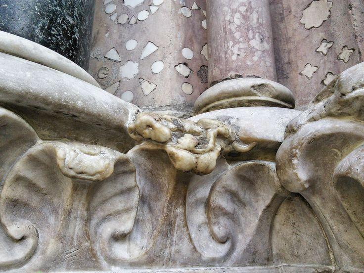 San Lorenzo, una leggenda scolpita nella pietra #Genova #VieniaGenova  #letteredalmondo