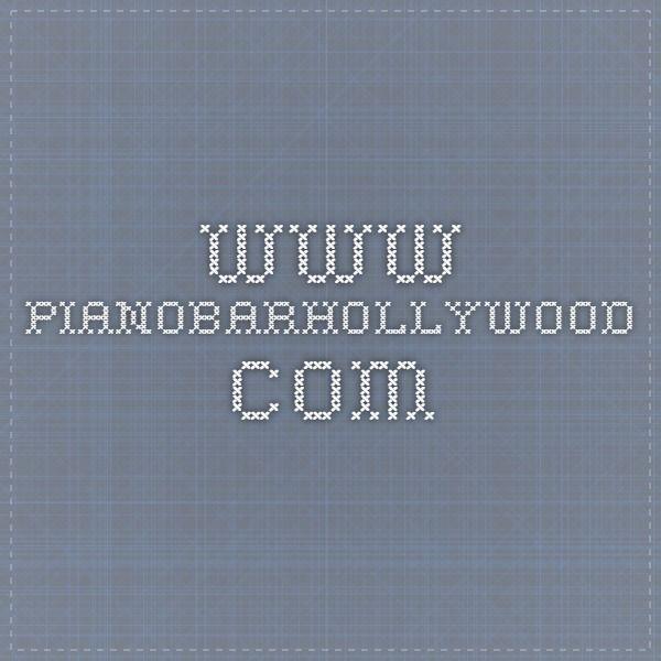 Piano Bar - Hollywood