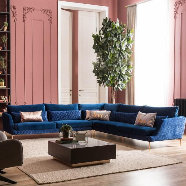 Anzio Corner Sofa Set Anzeo028 Captown C 45