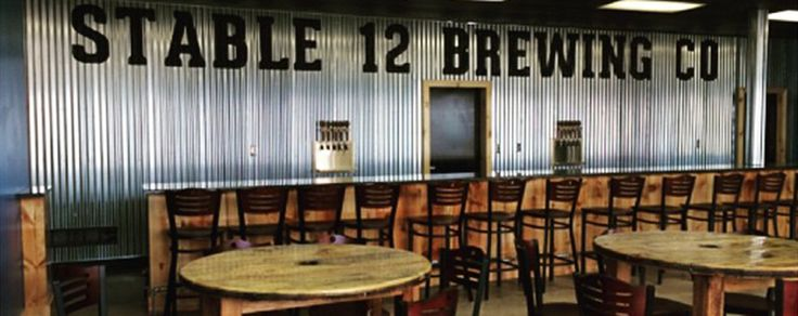 stable12 brewing company | Brewing, Brewery, Brewing company