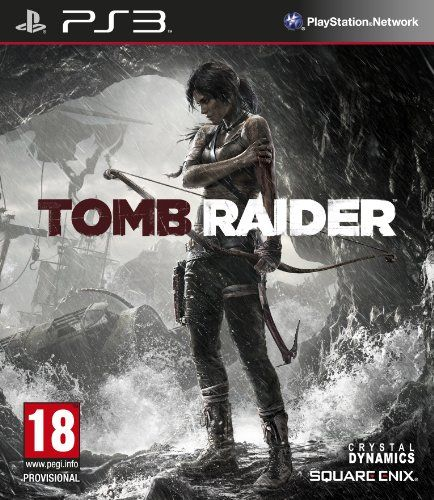 Tomb Raider (PS3) -   After a brutal storm destroys the boat she was travelling on, a frightened young woman is left washed ashore on an unknown beach. On her own but not alone she has only one goal, to survive.  Here begins the first adventure for a young and inexperienced Lara Croft in a story which charts the... - http://unitedkingdom.bestgadgetdeals.net/tomb-raider-ps3/ - http://unitedkingdom.bestgadgetdeals.net/wp-content/uploads/2013/03/c70e9_playstation_615ouKxypDL.jpg