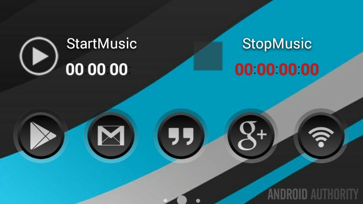 Android customization – build a music sleep timer and music alarm clock using the Tasker Task Timer widget