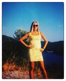 MichelaIsMyName: Throwback Thursday.  Greece Summer 1997.