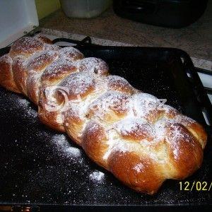 Fotografie receptu: Vánočka mojí babičky