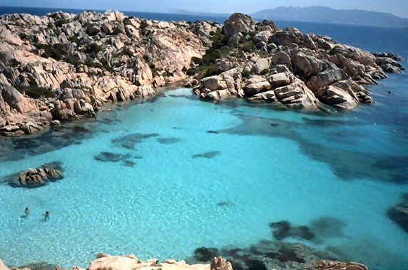 Isola di Caprera, Sardegna