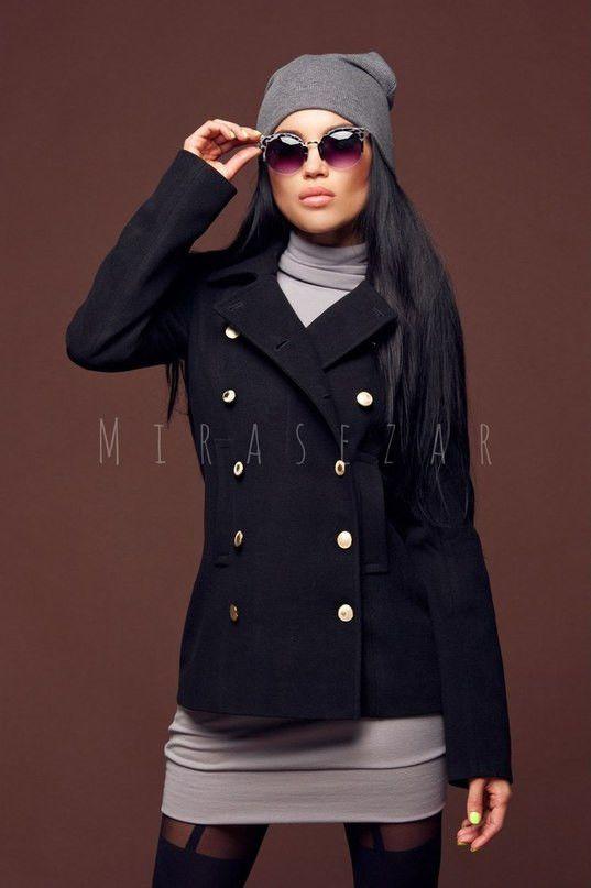 Короткое пальто на пуговицах: купить в Украине, цена, отзывы. пальто женские от…