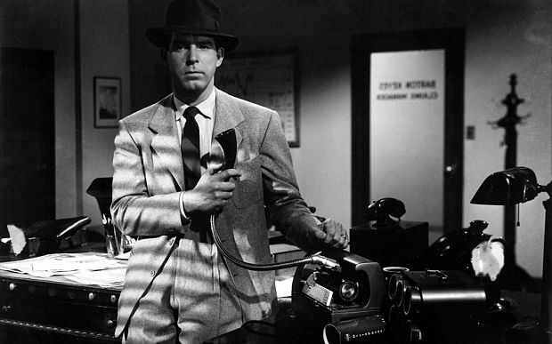 Double Indemnity By The Telegraph Newspaper