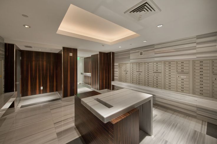 Residential Mail Room Mail Room Design Residential