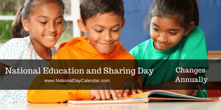 National Education and Sharing Day (Observed Annually on the 11th day of the month of Nisan on the Jewish calendar)