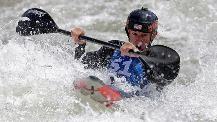 Olympic canoe/kayak slalom preview: A guide to whitewater racing in Rio | NBC Olympics