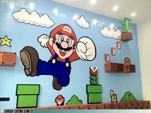 Killer Mario Room