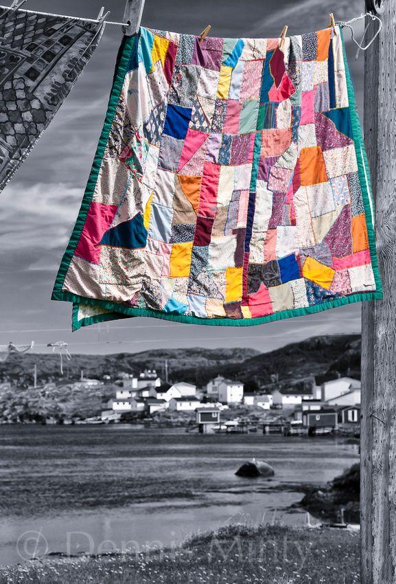 Quilt, Fogo, Fogo Island, Newfoundland