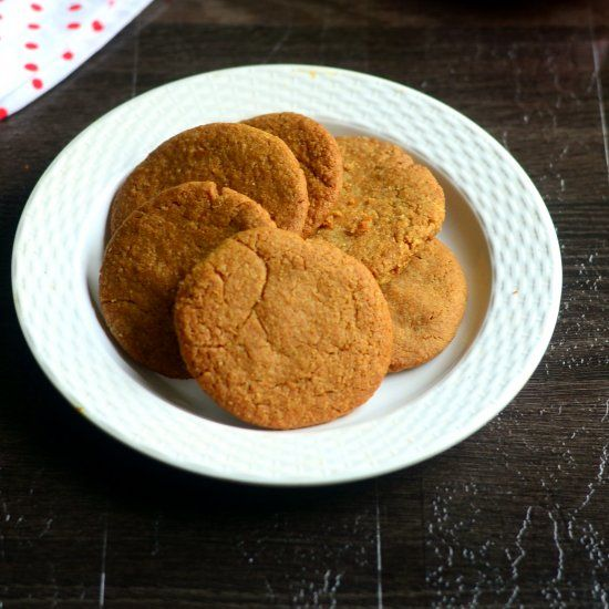 Eggless Digestive Cookies Using Whole Wheat Flour Quick Cooking Oats Cookies Without Butter Eggs