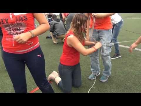 Festi ES - Gymkana de Integración - YouTube