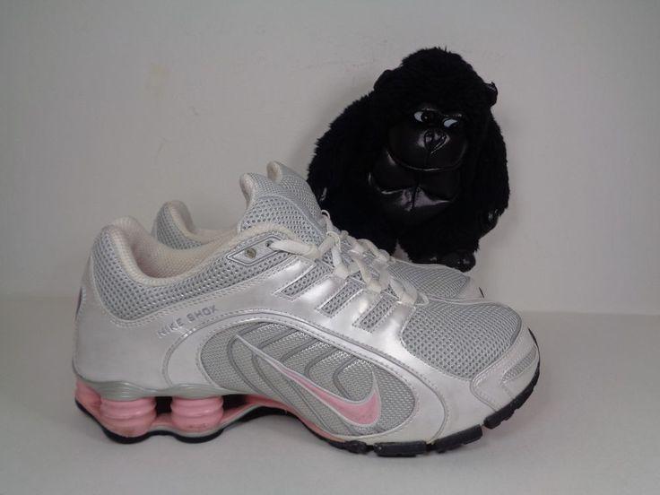 Women's Nike Shox + 8 Running Training shoes size 9 US 313809-062