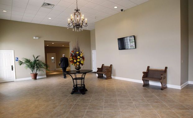 church lobby | Find a Job - New Orleans Find a Job - Baton Rouge Job Seeker Tools ...